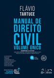 Manual de Direito Civil. Volume Único.