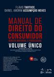 Manual de Direito do Consumidor. Volume Único.