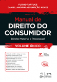 Manual de Direito do Consumidor - Volume Único